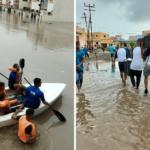 જામનગર અને રાજકોટમાં વરસાદ